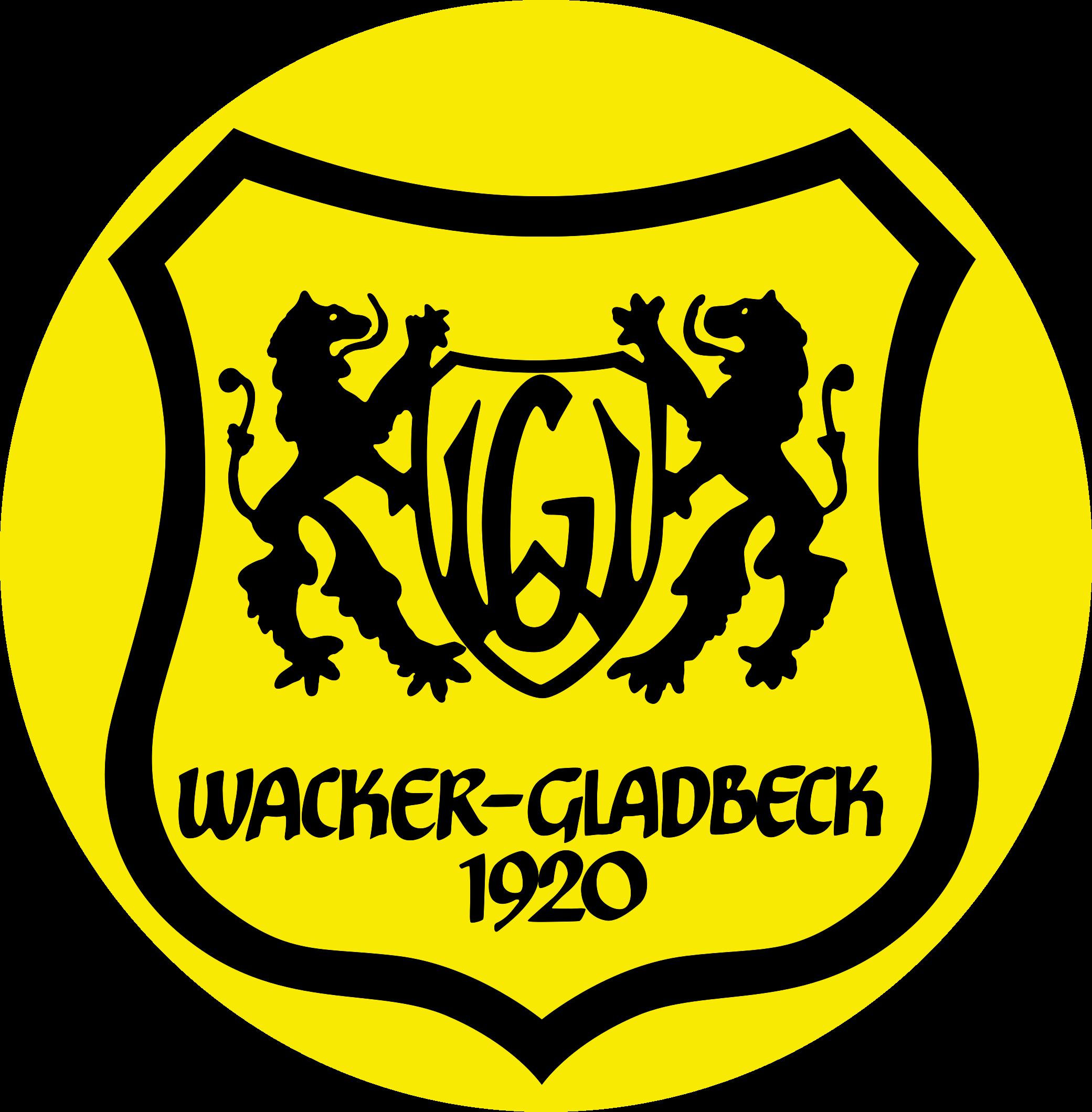 Wacker Gladbeck Gelbes Logo