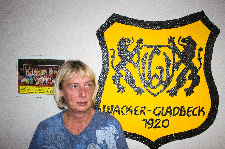 Barbara Hedwig - 2. Vorsitzende bei Wacker Gladbeck