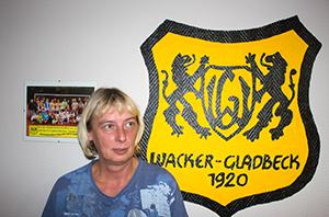 Barbara Hedwig - Fußballverein Wacker Gladbeck