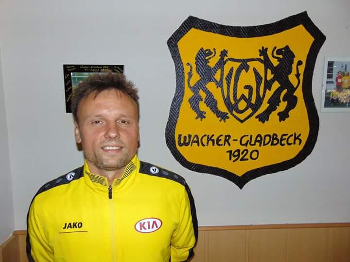 Daniel Kowalski - Trainer bei Wacker Gladbeck