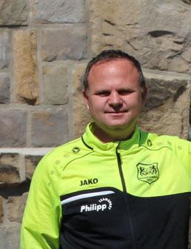 Lars Terboven - Trainer bei Wacker Gladbeck