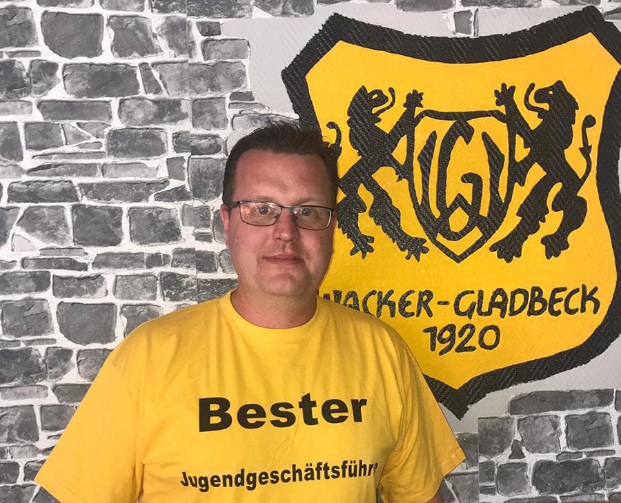 Jugendleiter bei Wacker Gladbeck