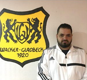 Mimoun El-Aboussi - Fußballverein Wacker Gladbeck