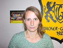 Schiedsrichterin & Unparteiische Kathrin Heimann