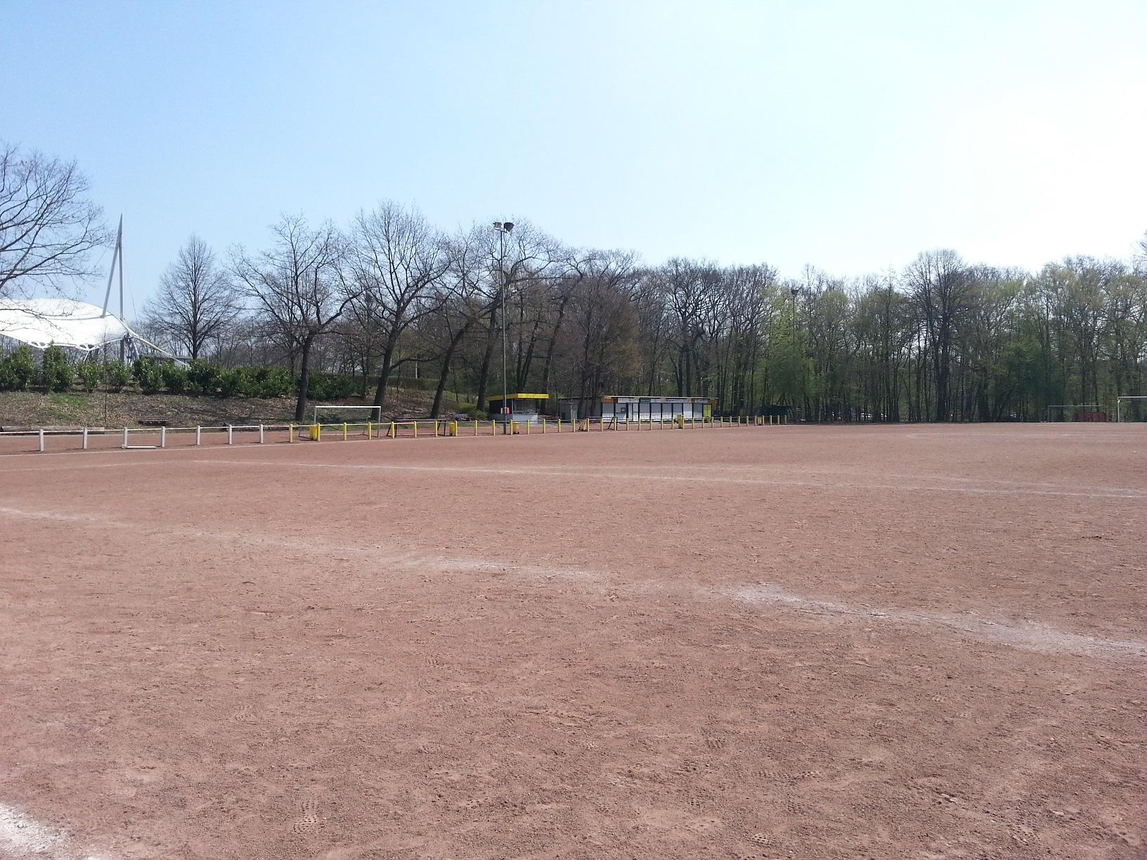 Wacker Gladbeck Sportplatz