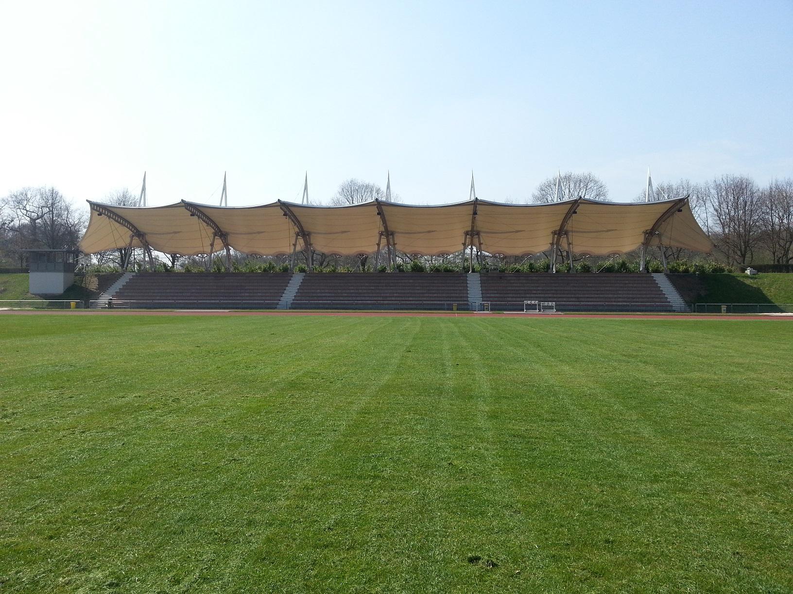 Wacker Gladbeck Ostercup im Stadion Gladbeck