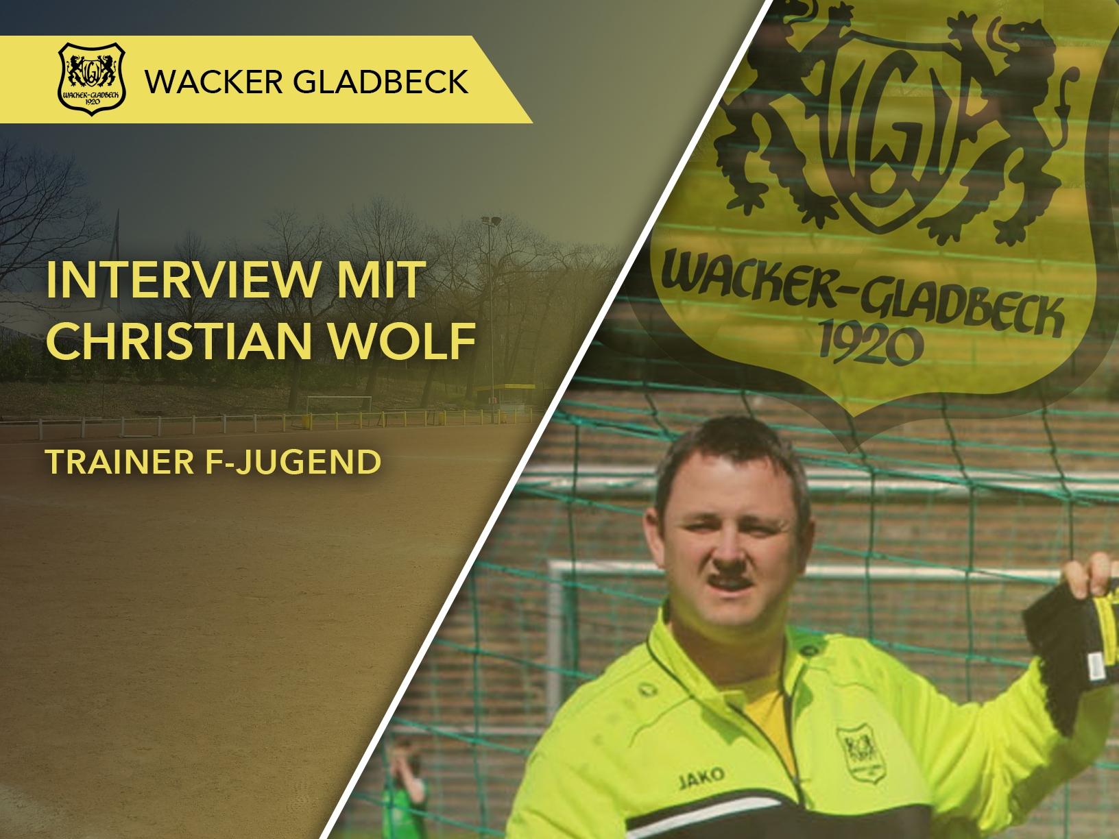 Wacker Gladbeck - Interview mit Jugendtrainer Christian Wolf