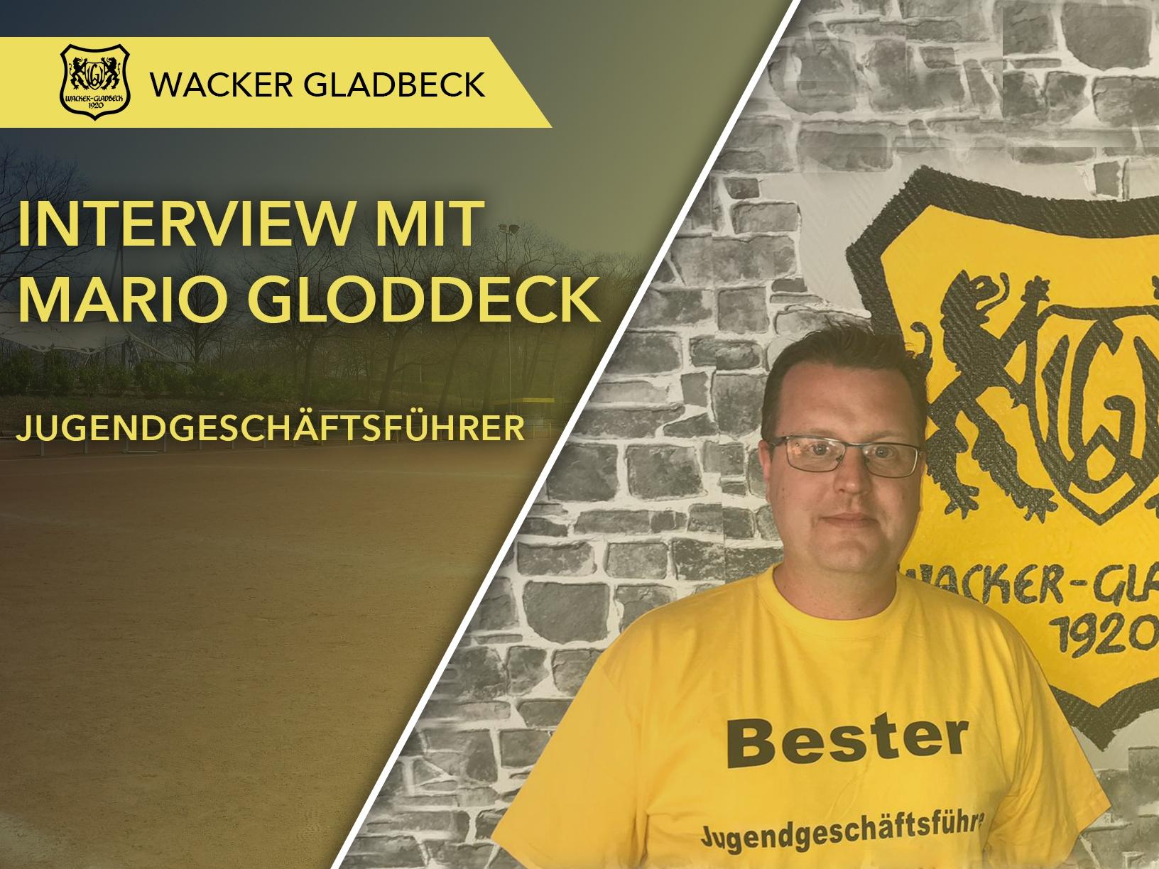 Wacker Gladbeck - Interview mit Jugendgeschäftsführer Mario Gloddeck