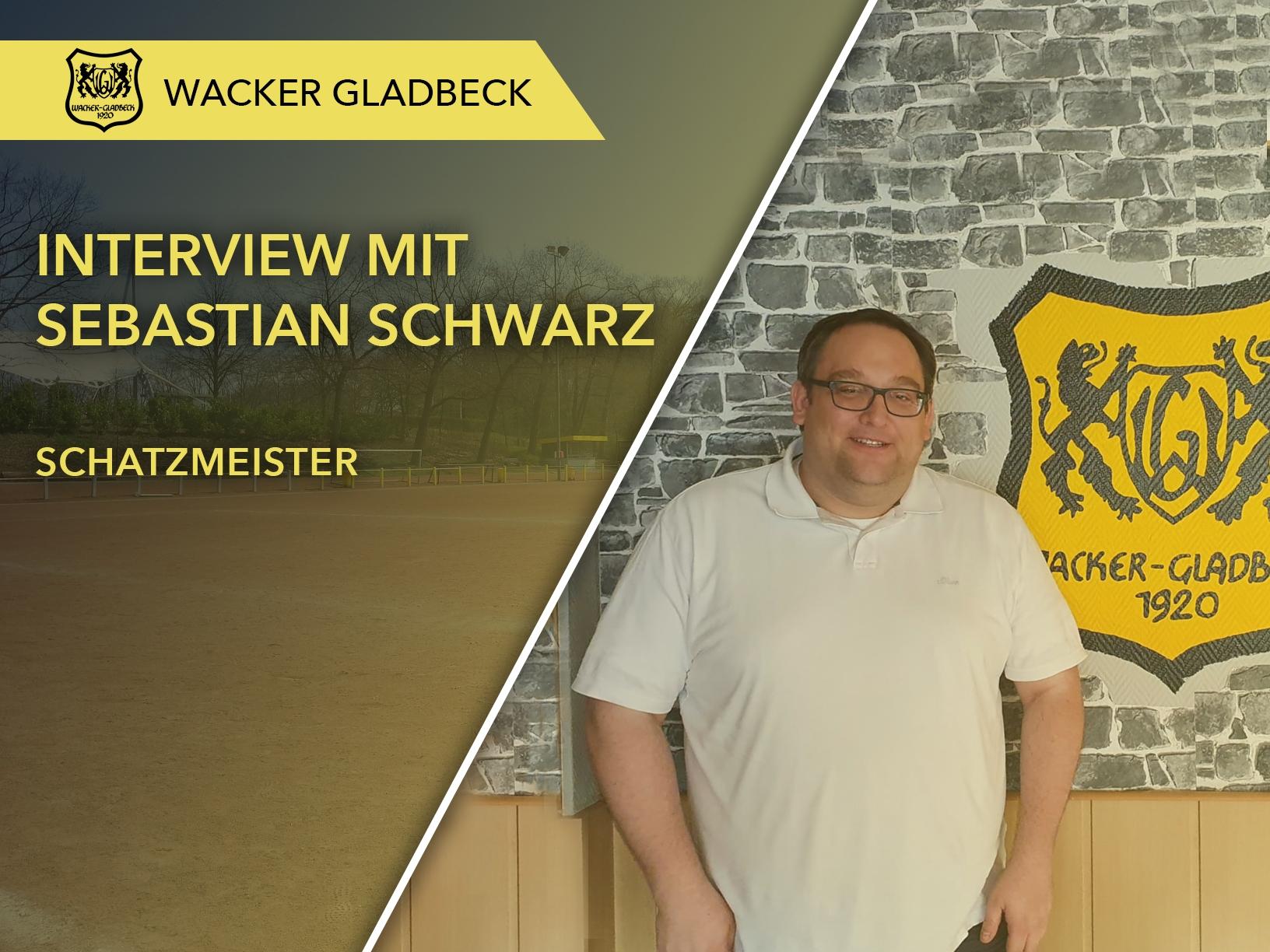 Wacker Gladbeck - Interview mit Schatzmeister Sebastian Schwarz