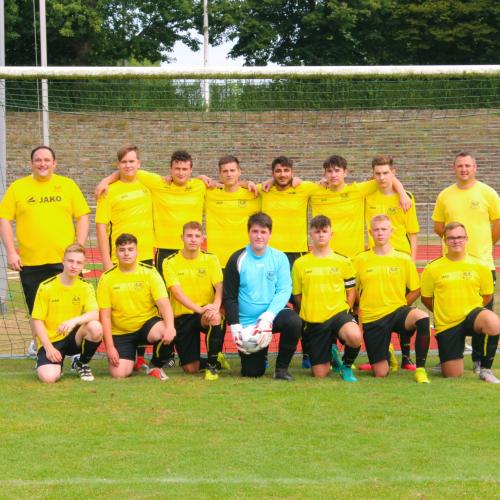 Erstes Testspiel unserer A-Jugend gegen Glück-Auf Sterkrade - Wacker Gladbeck