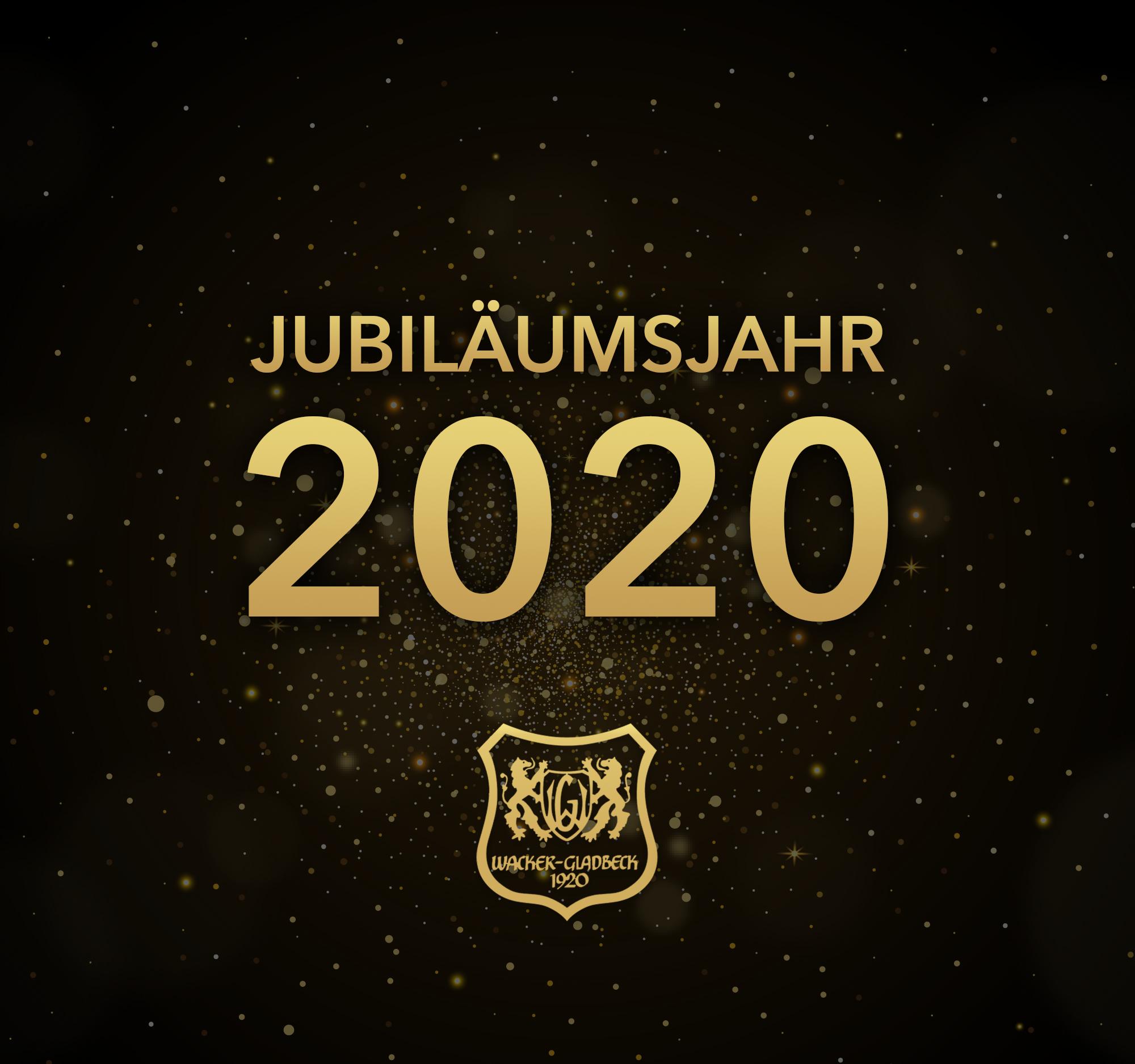Wacker Gladbeck - Wacker Gladbeck wünscht ein frohes neues Jahr 2020